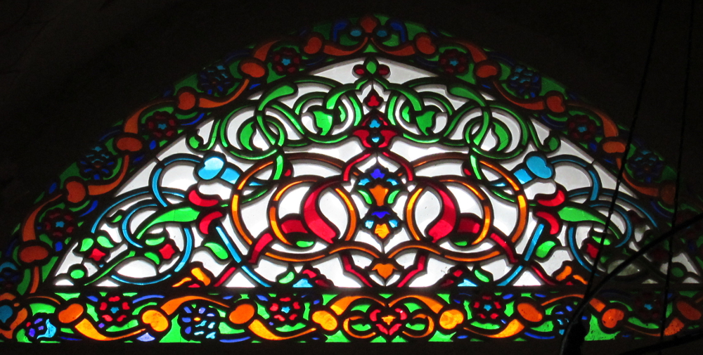 Kılıç Ali Paşa Camii window 1000x505