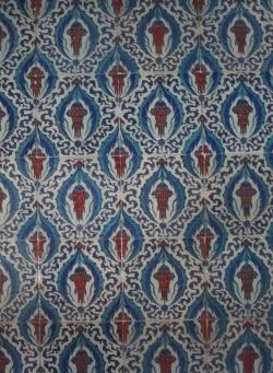 Rüstem Paşa Camii tile detail (2) 250x341