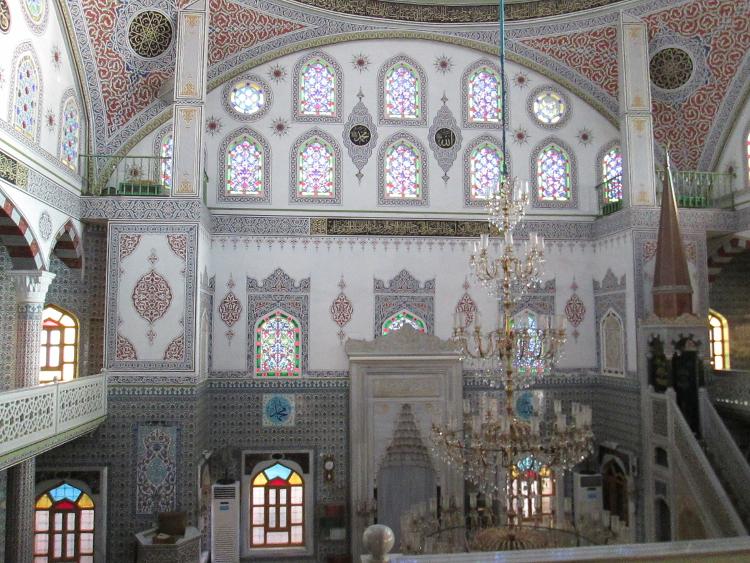 Yenişehir Çarşı Camii 750x563