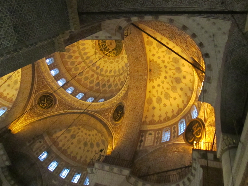 Yeni Camii interior 1000x750