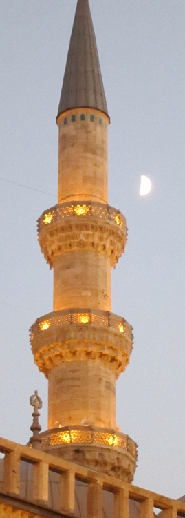moon and suleymaniye camii 269x750